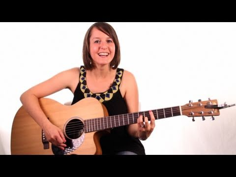 """How to Play """"Every Girl Like Me"""" by Sugarland on Guitar"""