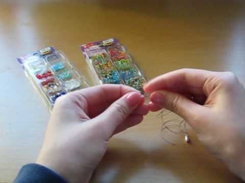 How to Make Jewelry: Holiday Lights Inspired Bracelet