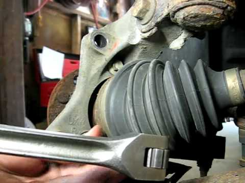 Replacing Front Wheel Bearing Impala,Grand Prix (part 1 of 2