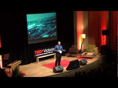 TEDxVictoria - Jason Guille: A Big Lesson from the Ocean on the Power of Collaboration