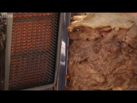 Monster doner kebab - The Hairy Bikers - BBC