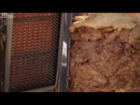 Monster doner kebab - The Hairy Bikers - BBC