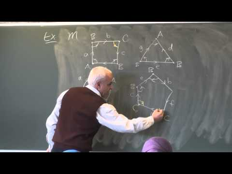AlgTop17b: Classification of combinatorial surfaces I (cont.)