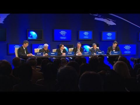 Davos 2011 - What is the New Economic Reality?