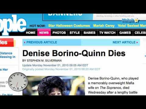 Mel Gibson custody case / fake Michael Jackson album / Denise Borino-Quinn dead