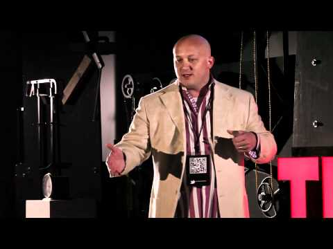 TEDxCLE - Matt Hlavin - The New Industrial Revolution