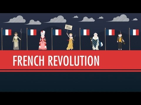 The French Revolution: Crash Course World History #29
