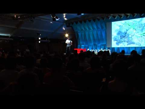 TEDxAmazônia - Pedro Lima about people and birds - Nov.2010