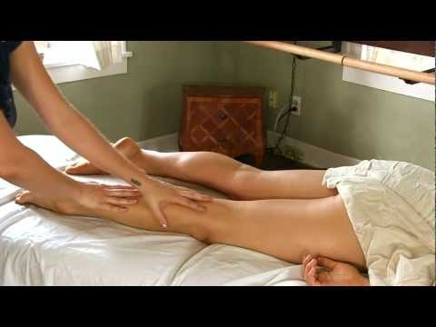 Legs, Thighs, Hamstrings Massage Therapy How To | Jen Hilman Austin Massage Therapist