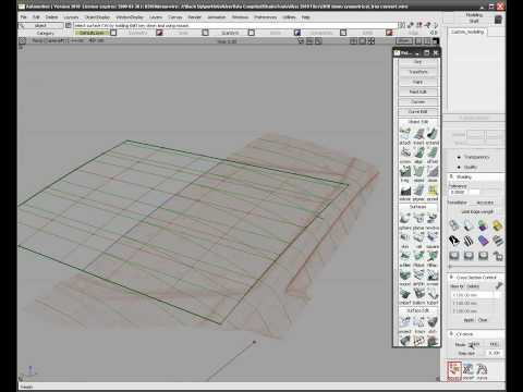 Autodesk Alias Surface 2010 Trim Convert