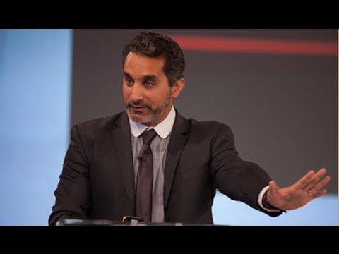 Beyond the Revolution - Bassem Youssef - Zeitgeist 2012