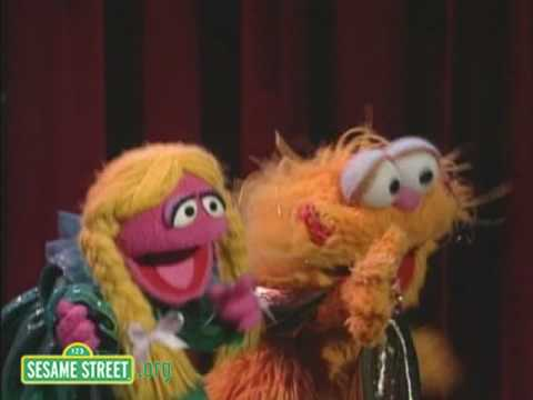 Sesame Street: Girls of the World