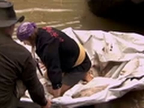 Dual Survival- Duct Tape Boat