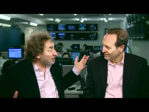 Conversation: Novelist Howard Jacobson