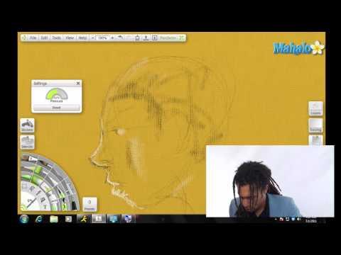 Artrage Tutorial Chalk Overview