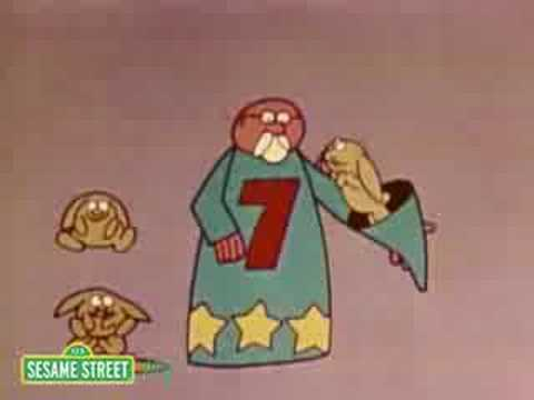 Sesame Street: Jazz Number 7