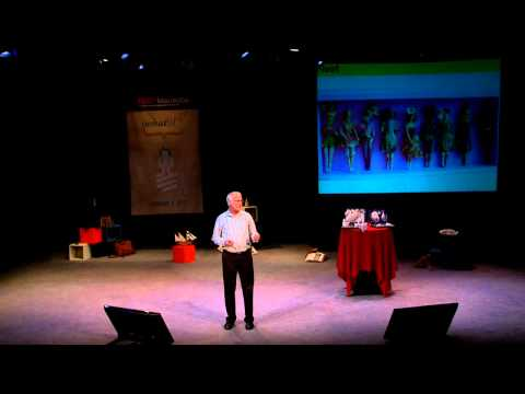 TEDxManitoba - David Zinger: Hive Alive: To Bee or not to Be?
