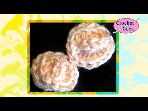 Tiny Crochet Blossom