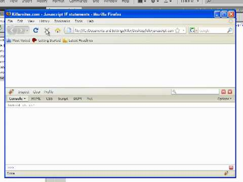 Beginner's Javascript - Making Decisions in Code Part 1