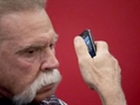 Senior's No-Cameras Reaction | American Chopper