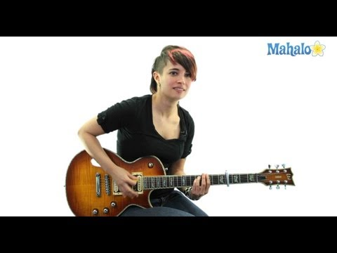 "How to Play ""Starry Eyed"" by Ellie Goulding on Guitar"