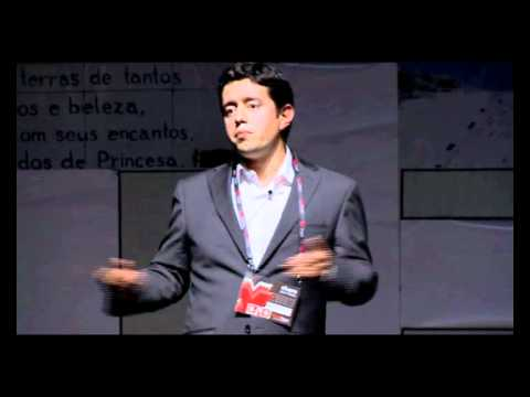 TEDxEdges - Jorge Graça - User Interfaces for the TV of the Future