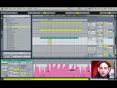 Advanced Ableton Parameter Automation using IAC Drivers