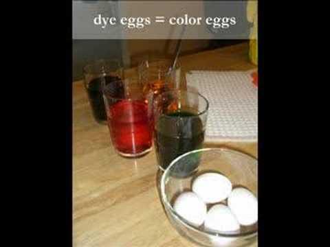 #2 English Mini Lesson - Easter