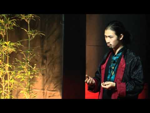 TEDxMonga - JJ Chen 陳健群 - Creating modern animations and music with traditional Chinese art