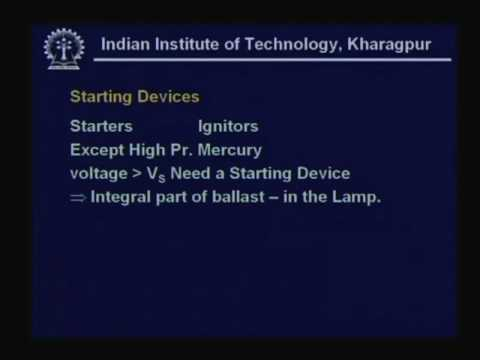 Lecture - 12 Illumination Systems II