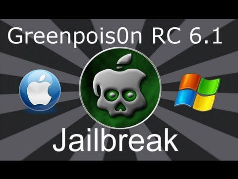 GreenPoison RC6.1 Untethered 4.2.1 Jailbreak iPhone, iPod Touch, iPad & Apple Tv2