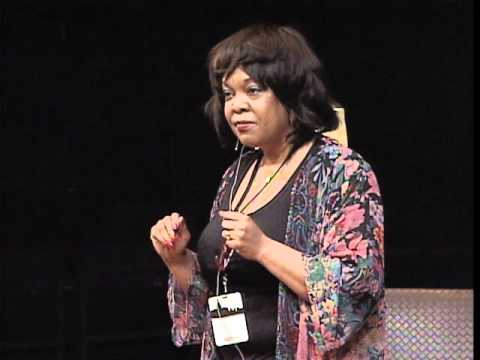 TEDxLansing-Andrea Collier-We Must Have Cake, and Other Creative Pursuits
