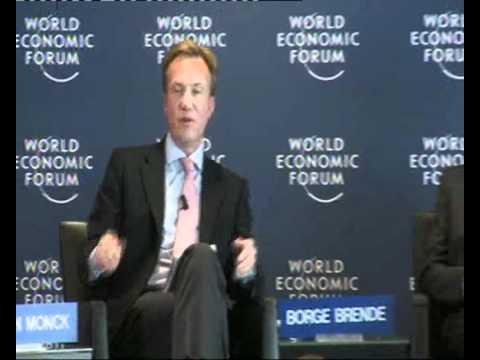 Pre-Davos 2012 Press Conference