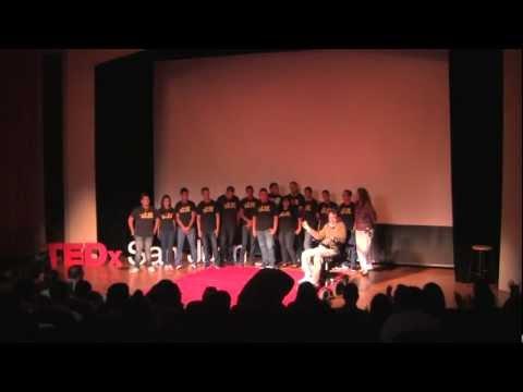 TEDxSanJuan - Noel Quiñones - A Tropical Avalanche