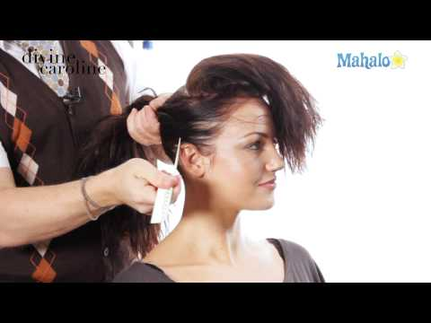 How to Create a Sexy, Messy Ponytail