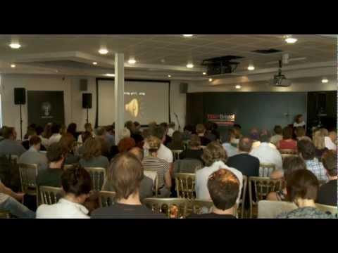 TEDxBRISTOL 2011 - ROB MITCHELL - FIRST BORN CREATIVES