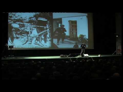 TEDxHelsinki - Jeremiah Tesolin - 10/22/09