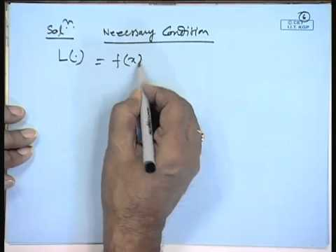 Mod-01 Lec-10 Lecture-10-Problem and Solution Session