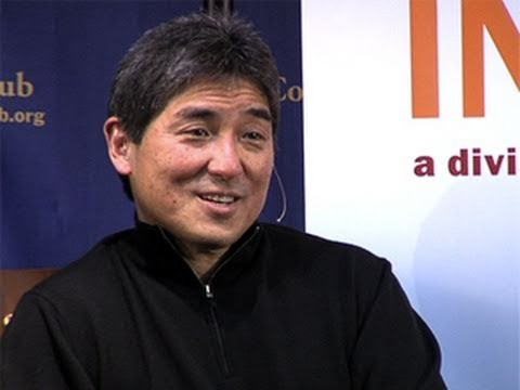 Guy Kawasaki on Successful Marketing: Plant Many Seeds
