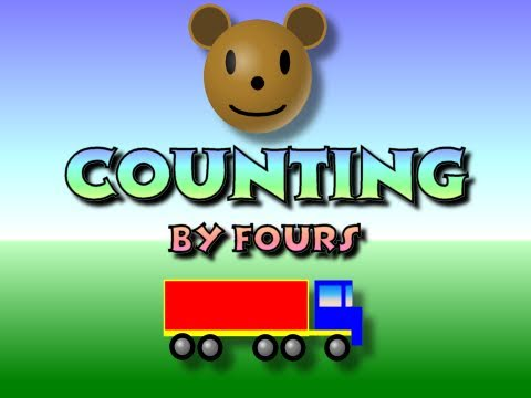 Children's: Counting By Fours