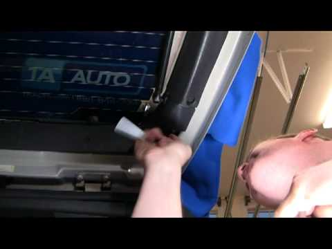 How To Install Replace Tailgate Lift Support Strut Grand Cherokee 93-98 1AAuto.com