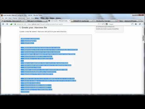 CodeIgniter Tutorials: Registration & Login (Part 1/13)