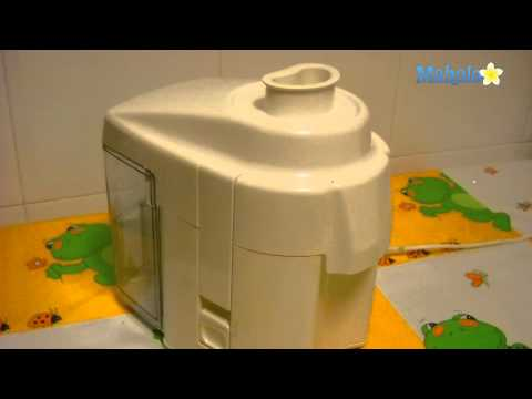 Using a Centrifuge Juicer for a Raw Food Diet
