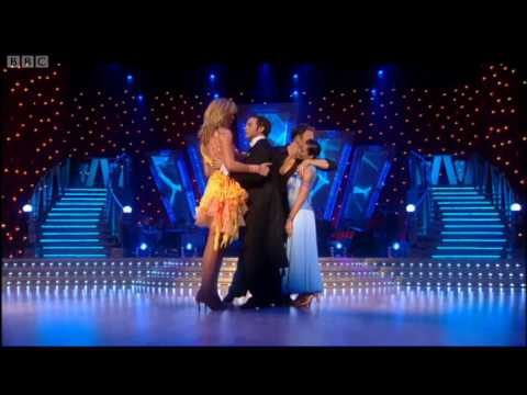 Judges' Vote - Penny & Ian - Strictly Come Dancing - BBC