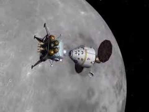 Orion Lunar Lander