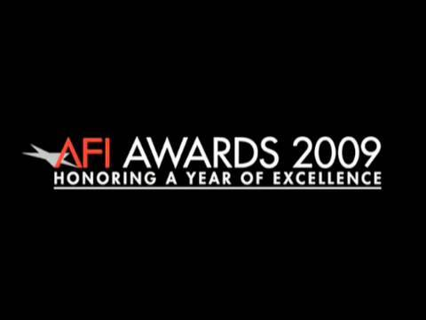 AFI AWARDS 2009: Announcing The Honorees