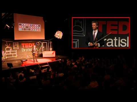 TEDxBratislava - Bijan KHADEM-MISSAGH -- Music as a key to understanding reality