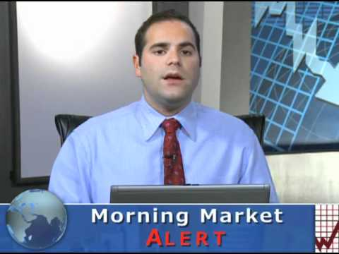 Morning Market Alert for August 1, 2011