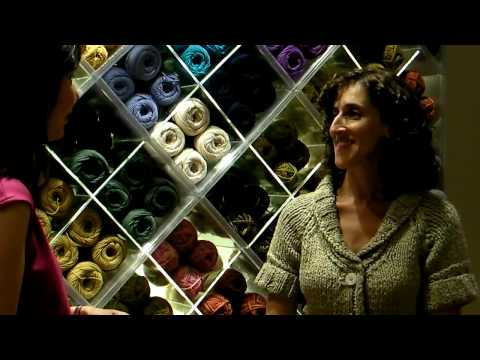 CRAFT Video: Inside the NYC Lion Brand Yarn Studio