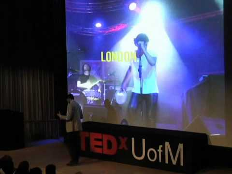 TEDxUofM  - Sam Valenti IV - The Ecstatic Fringe